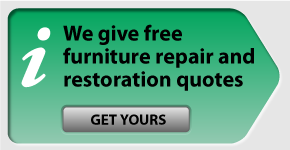 We give free furniture repair and restoration quotes